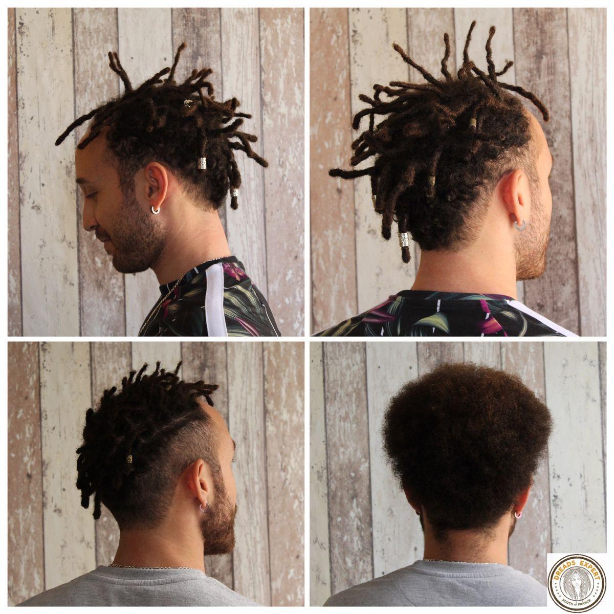 31+ Longueur cheveux pour dread des idees