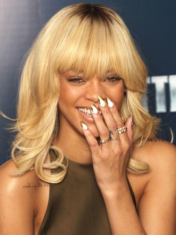 7b12d609470 Stiletto Nails - Rihanna