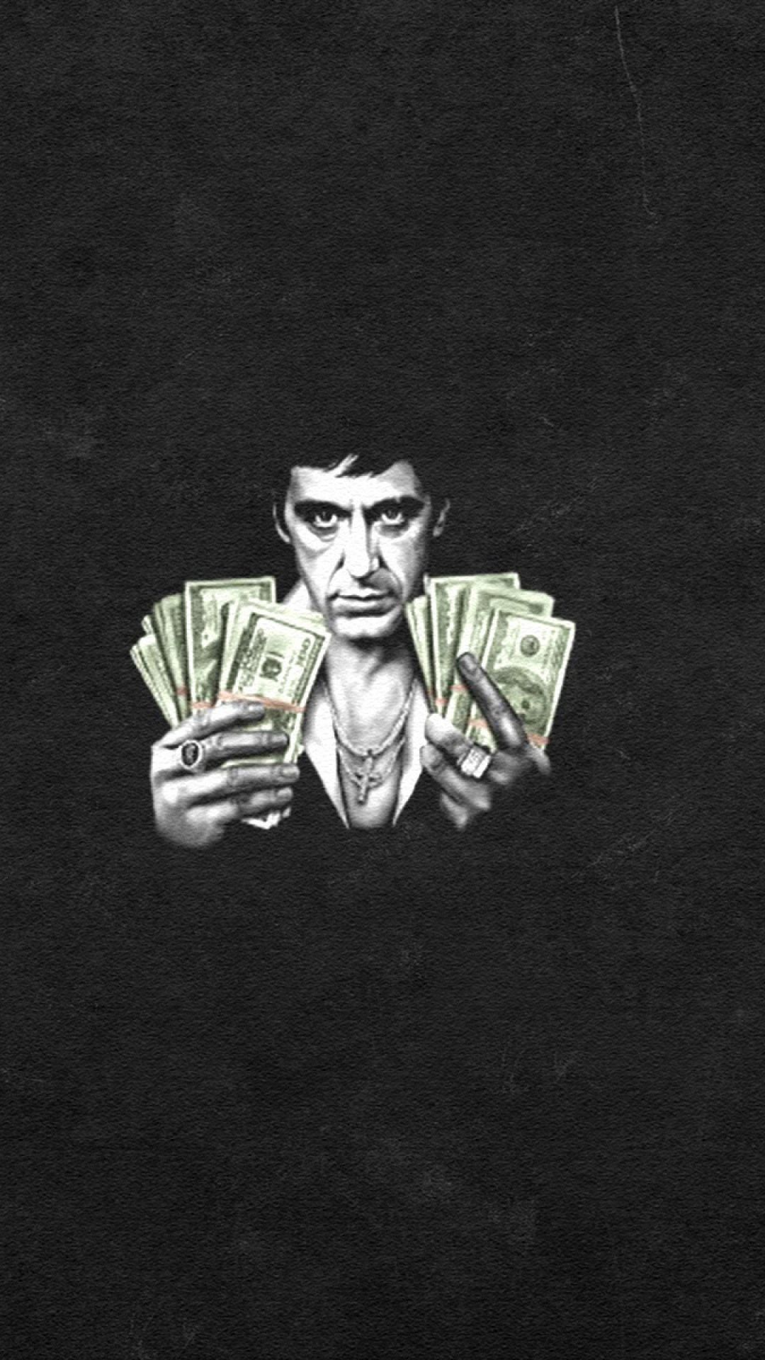 Scarface Hd Wallpaper Android > Flip Wallpapers > Download