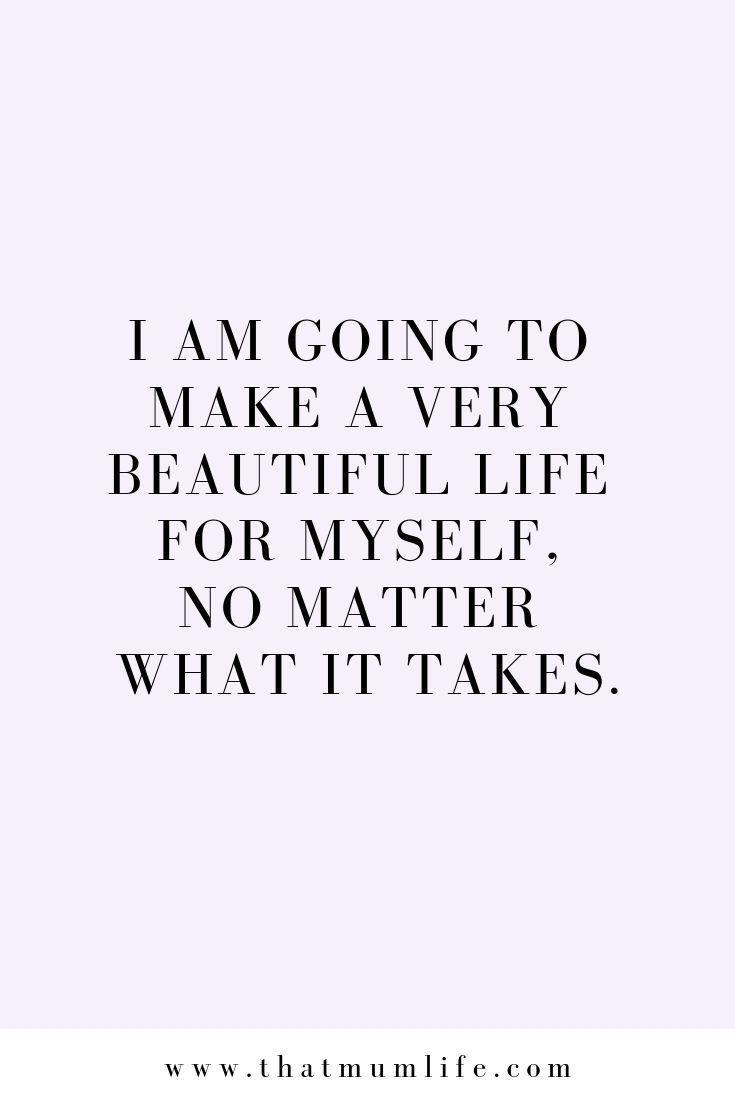Make A Beautiful Life Selvkaerlighed Personlig Udvikling Styrke