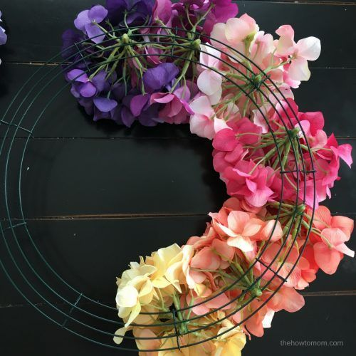Photo of How to Make a Hydrangea Wreath – Easy! | The How To Mom