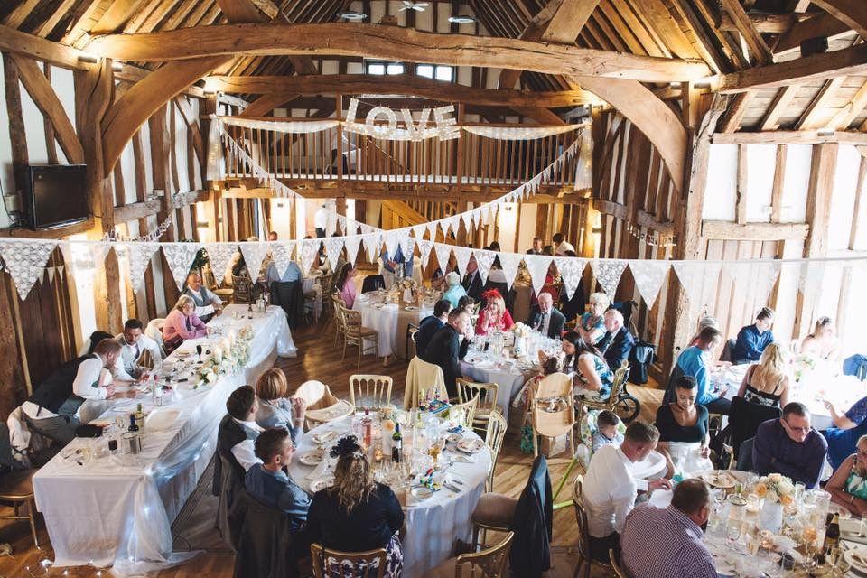 barn wedding venue london%0A The Tudor barn  burnham  Beautiful venue
