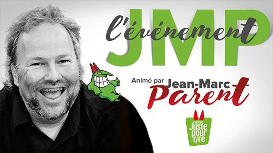 Juste pour rire 2017 Évènement JMP   VFQ  RE-Up