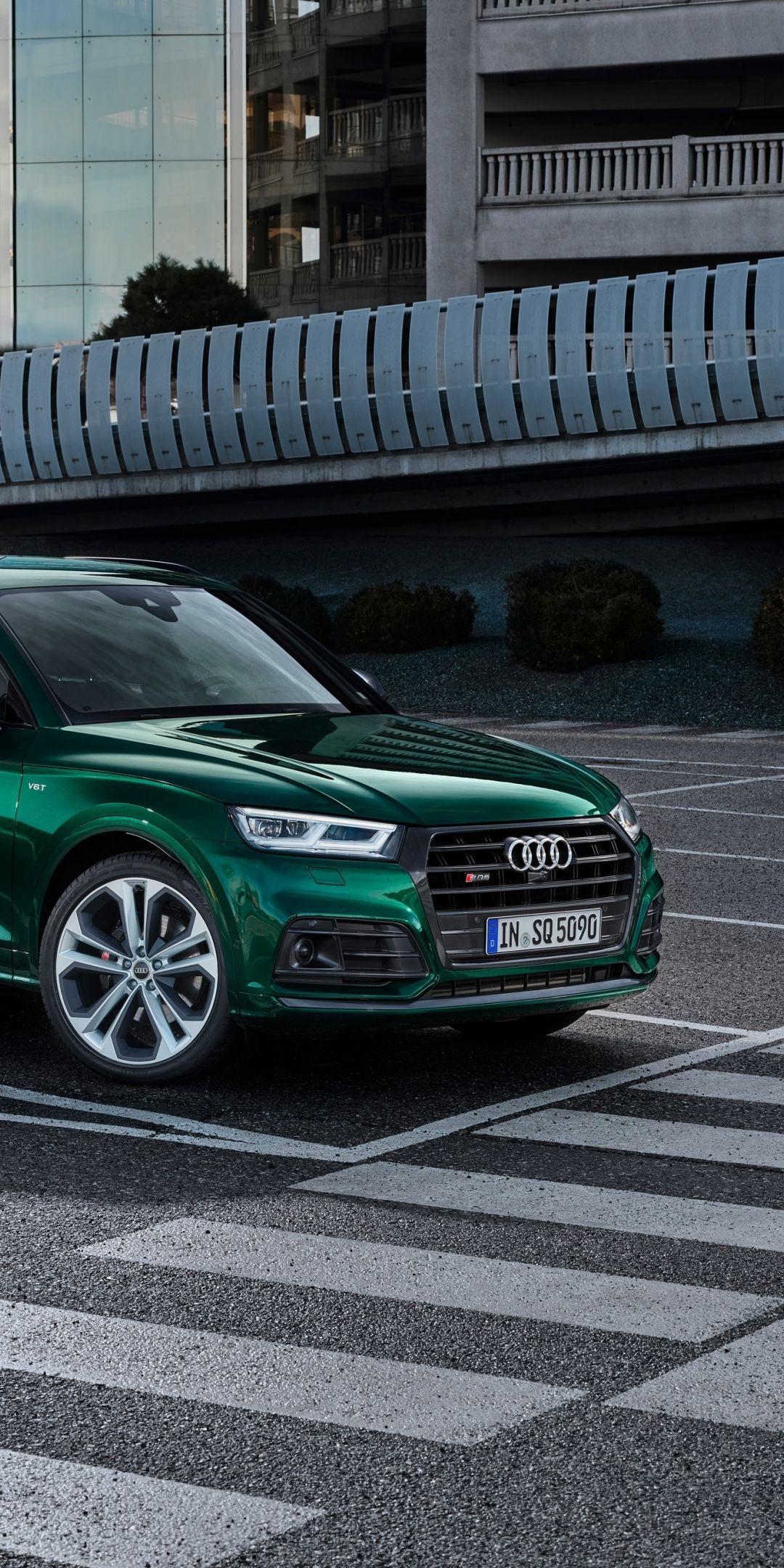 Luxurious Suv Audi Sq5 Green 1080x2160 Wallpaper Audi Sq5 Stunning Wallpapers