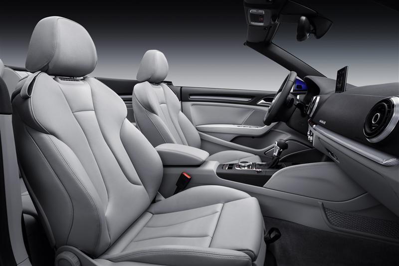 2014 Audi A3 Cabriolet Image