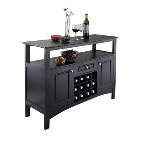 this liquor storage cabinet is perfect for adding a home bar dining rh pinterest com