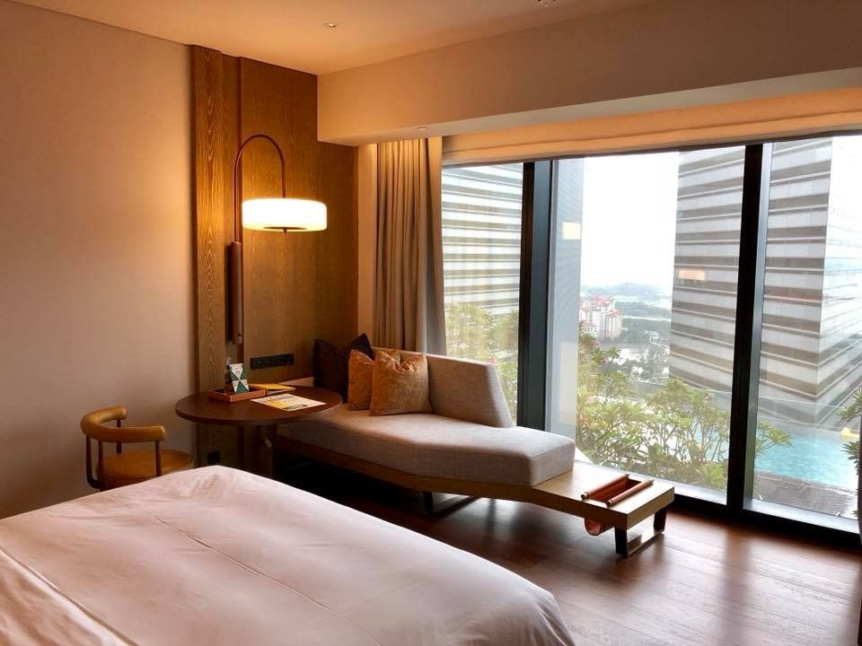 Andaz Singapore UPDATED 2018 Hotel Reviews, Price