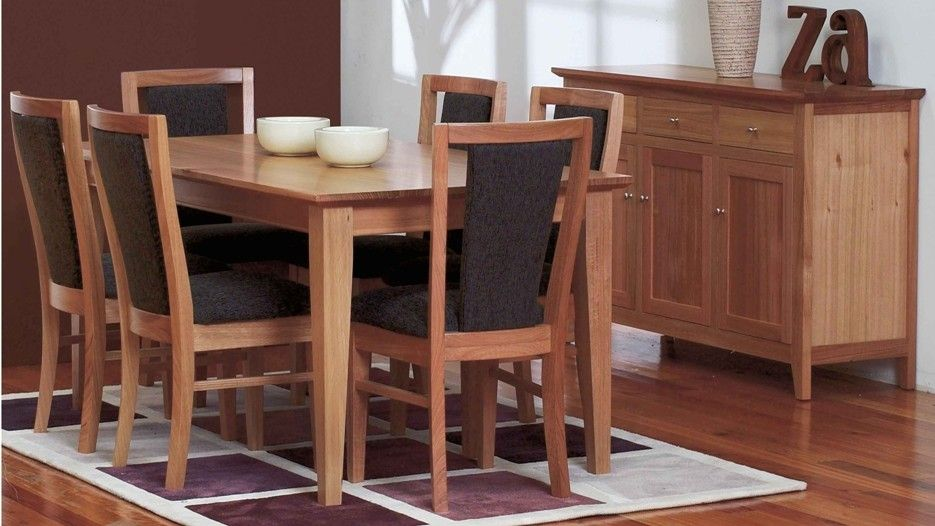 claremont 7 piece dining setting hand made cards dining 7 piece rh pinterest com
