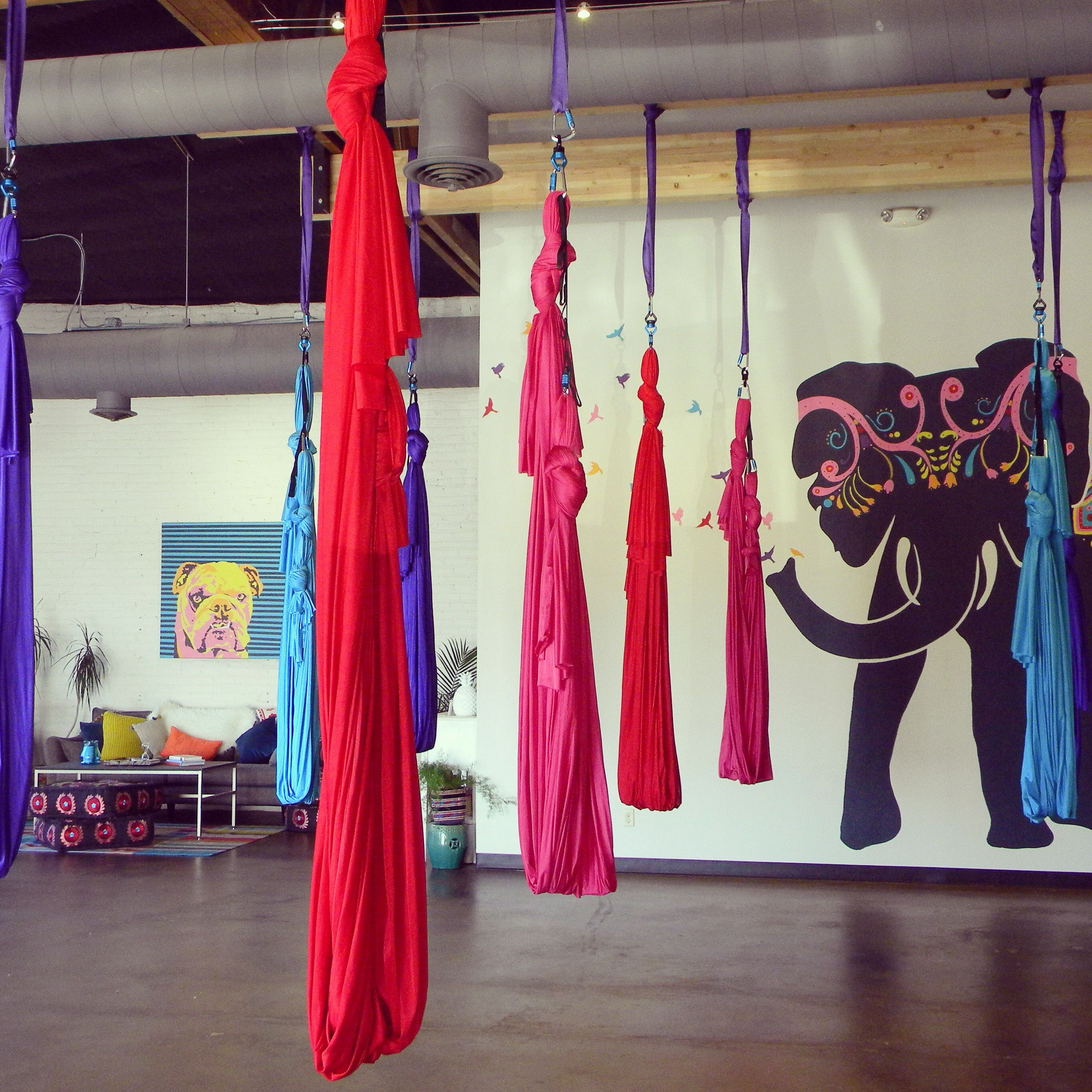Map Of Oregon Breweries%0A Aerial Yoga Studio located downtown Bend Oregon  Wren and Wild