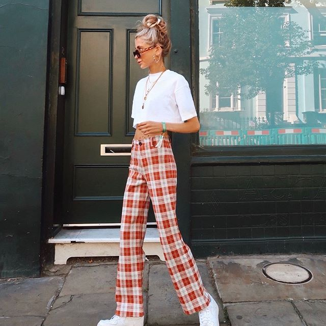"Olivia Frost on Instagram: ""Me half committing to autumn outfits (I'm not emotionally prepared for summer to end)"""