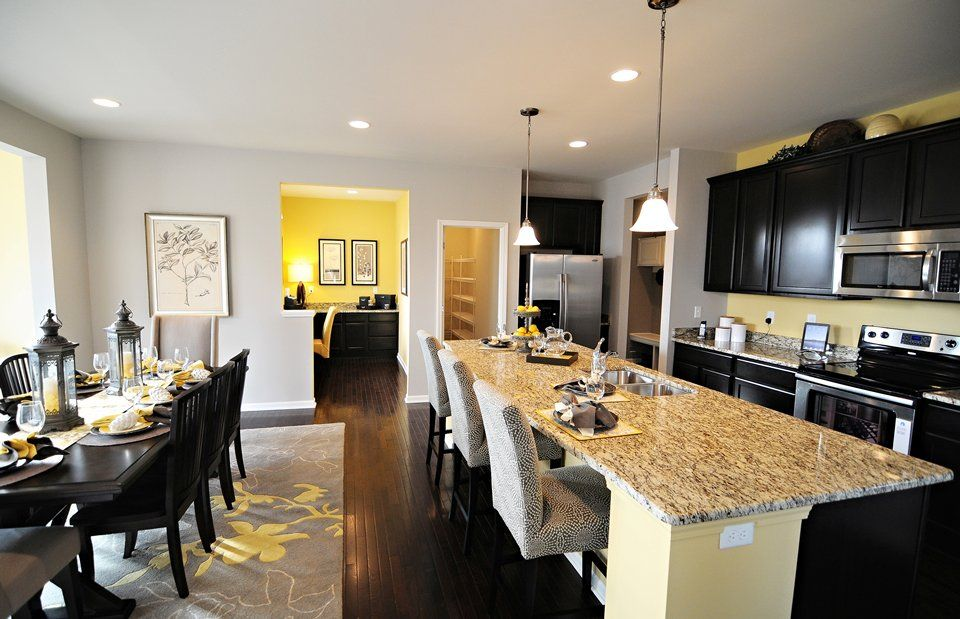 Home Features | Crestwood | New Home in Pinehurst | Pulte Homes ...