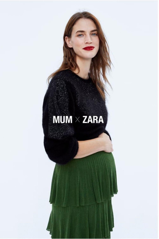 Umstandsmode Zara