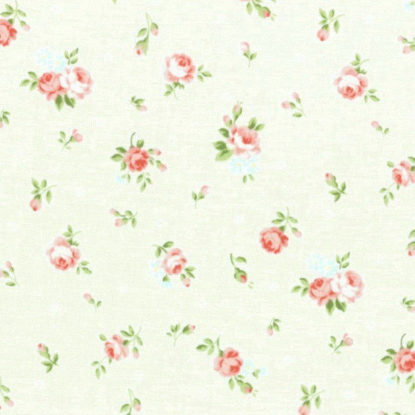 Terrific Cottage Shabby Chic Lecien Princess Rose Small Roses Fabric Download Free Architecture Designs Boapuretrmadebymaigaardcom