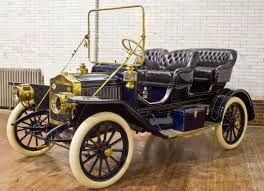 1910 Maxwell Model Q