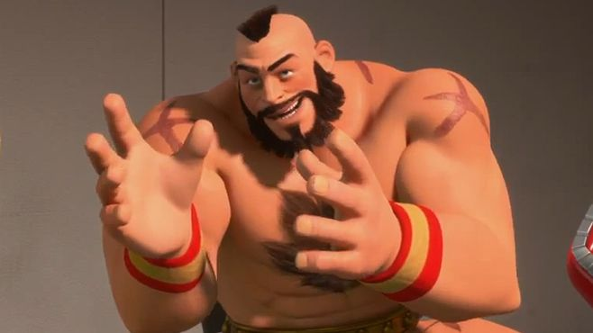 Then I Have Moment Of Clarity If Zangief Is Good Guy Who Ll Crush