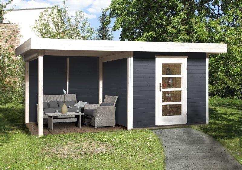 Idee von Tanja Henschel auf Garten in 2020 Gartenhaus