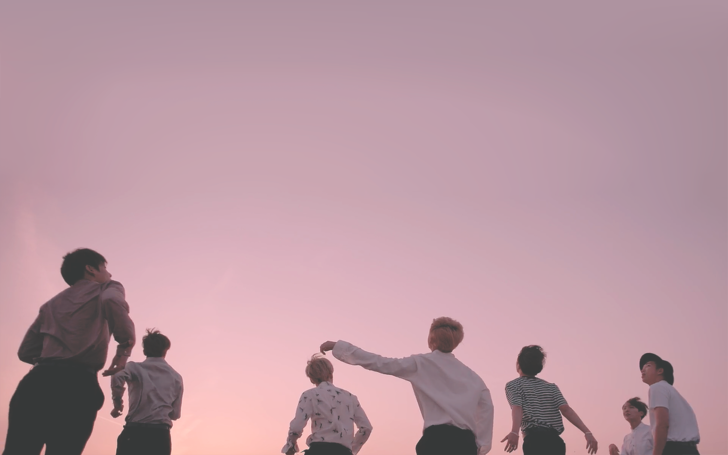Bts Wallpaper Aesthetic Laptop