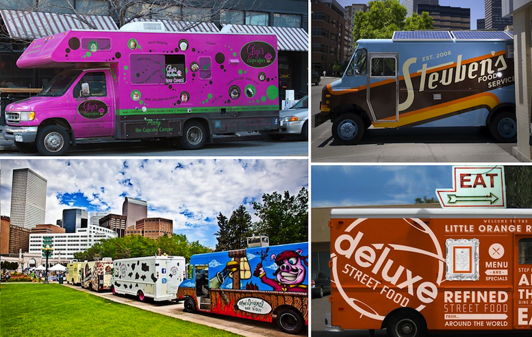Using Food Trucks On Your Big Day » Alexan Events