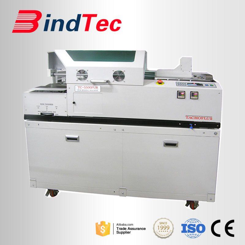 TC-5500PUR PUR Perfect Binding New Generation Adhesive PUR