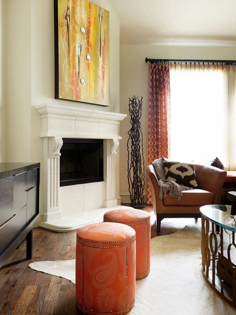 20 living room color palettes you ve never tried contemporary chic rh pinterest ca