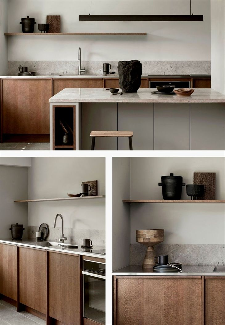 5 fantastic kitchens with oak cabinets done right nordicdesign rh pinterest com