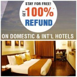 Goibibo Navratri Loot Offer Get 100 Refund On Domestic And International Hotels Best