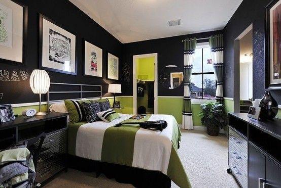 55 modern and stylish teen boys room designs house ideas rh pinterest co uk