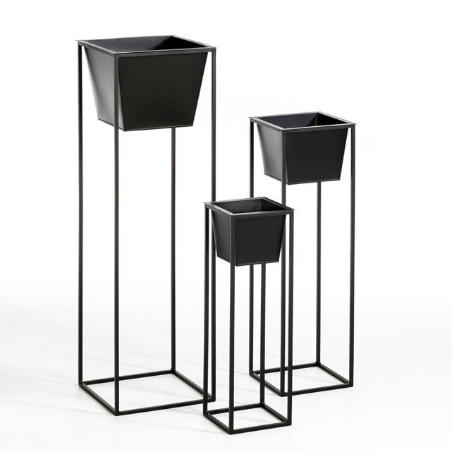 porte pot vulfran vendu par 3 d coration home pinterest rangements casseroles pots et. Black Bedroom Furniture Sets. Home Design Ideas