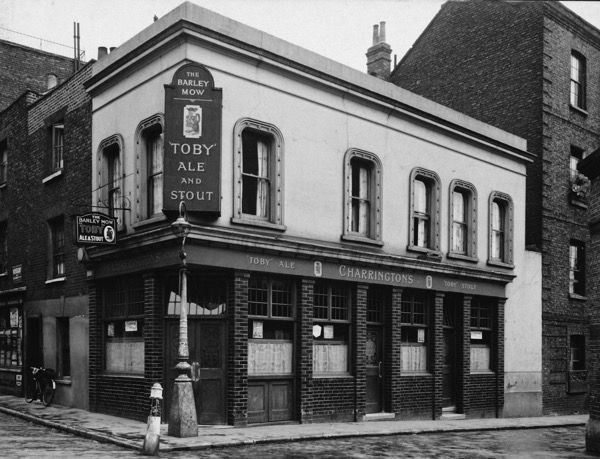 The Barley Mow, 7 New Gravel Lane, Shadwell, E1 (Opened Prior To