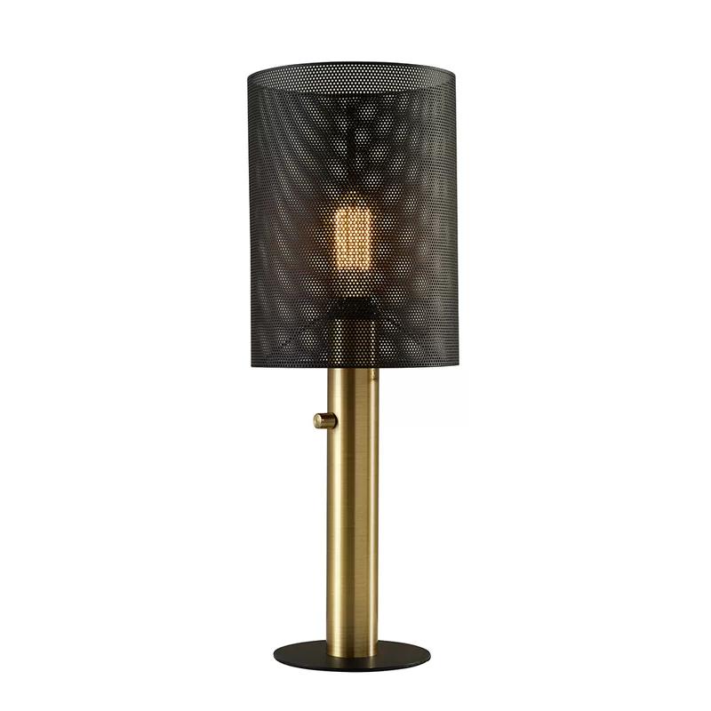 Stoker Table Lamp Allmodern Lamp Vintage Edison Bulbs Table Lamps Online