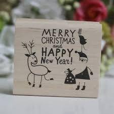 Výsledek obrázku pro stamp merry christmas | Олень