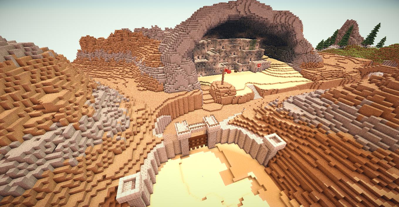 Zelda: Ocarina of Time-The Minecraft Map - Zelda Universe Forums ...
