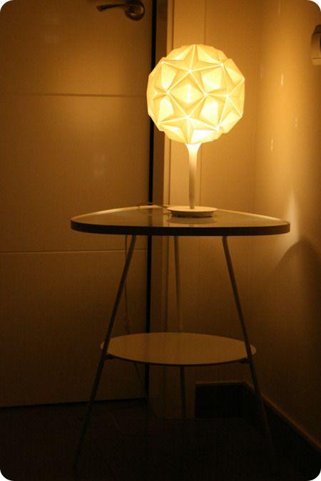 lámpara de papel 5