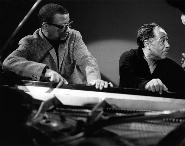Bildresultat för Duke Ellington & Billy Strayhorn