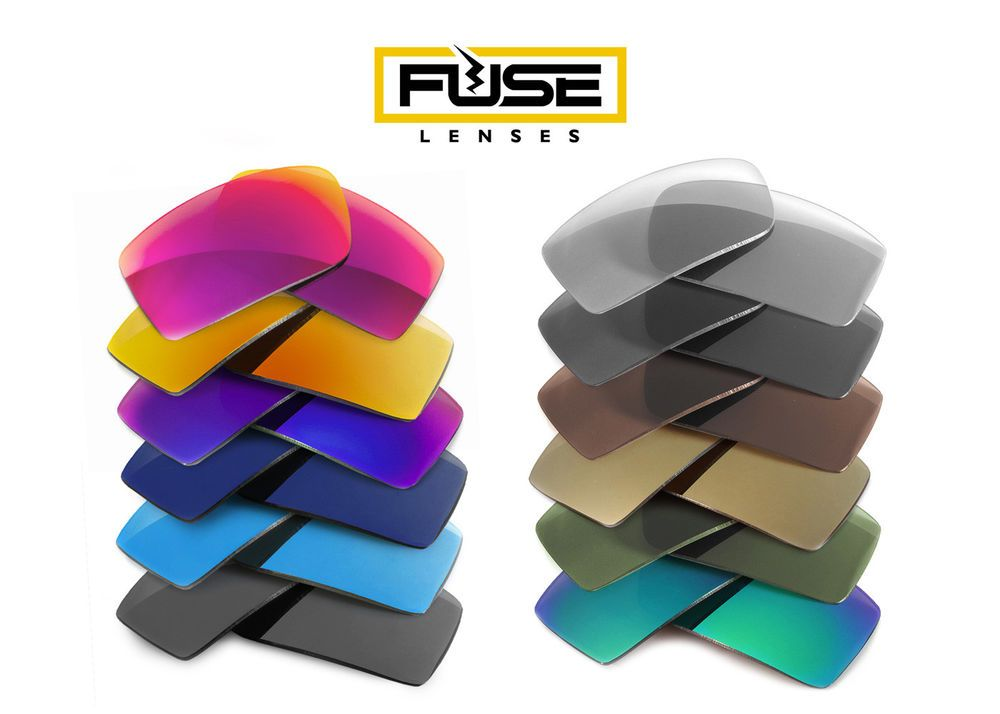 Fuse Lenses Polarized Replacement Lenses for Banana Republic Susan-S