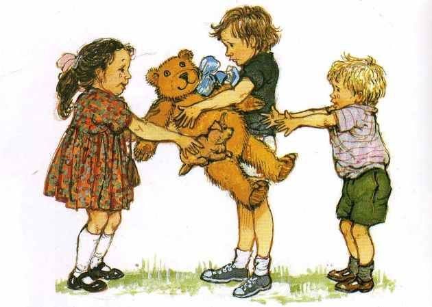 Shirley Hughes, Dogger. Yes, this is the bit where I cry. In an ...