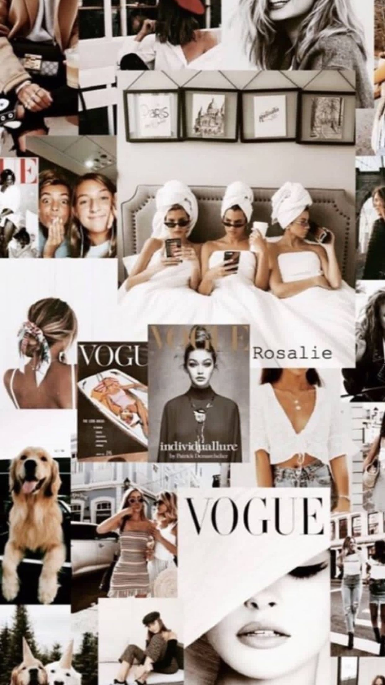 Wallpapers Vogue Aesthetic Iphone Wallpaper Vintage Vogue Wallpaper Fashion Wallpaper
