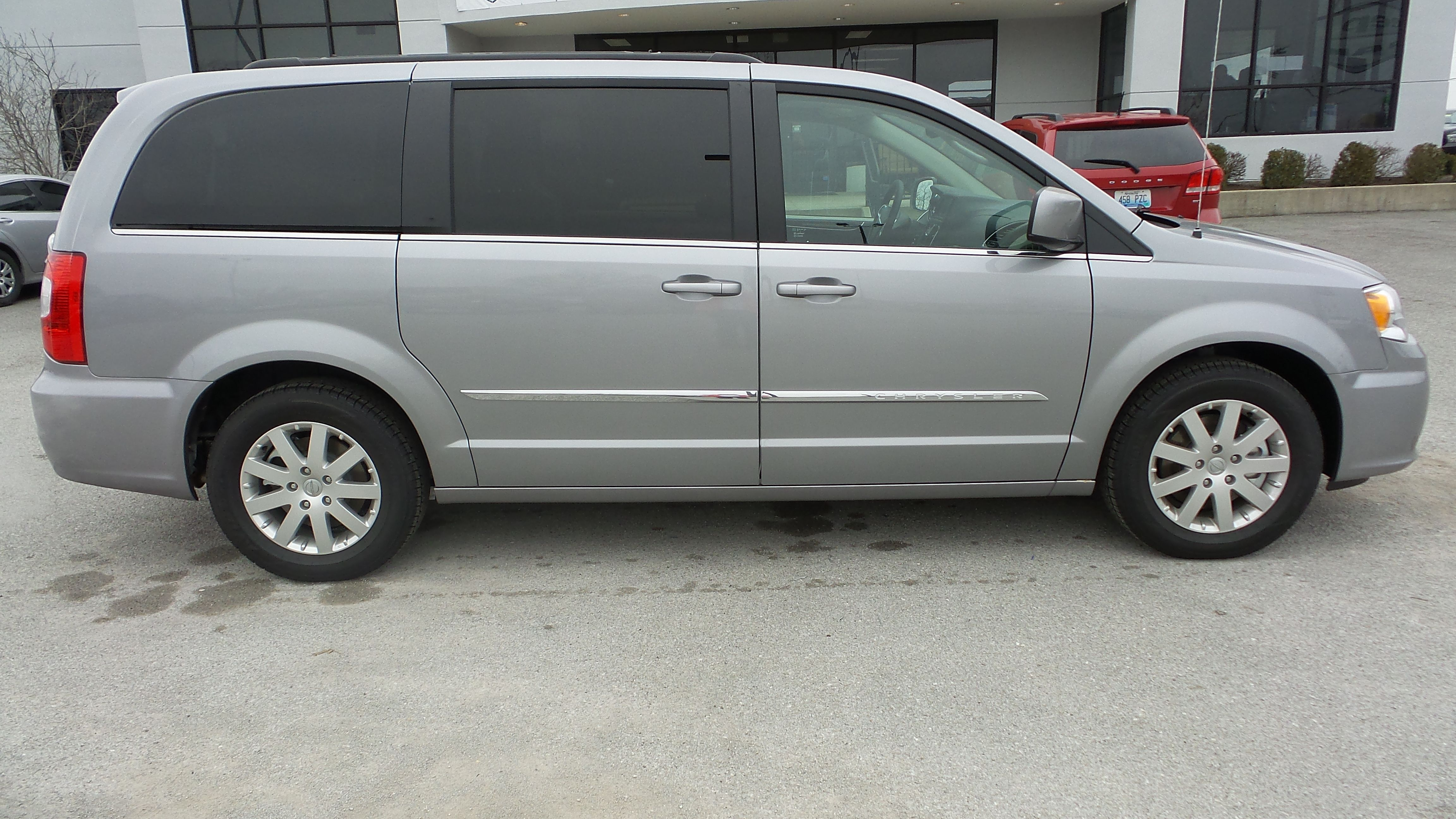 Check Out This Nice 2015 Chrysler Town Country From Of And Lawrenceburg In