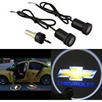 Wonfast For Chevrolet Car Auto Laser Projector Logo Illuminated