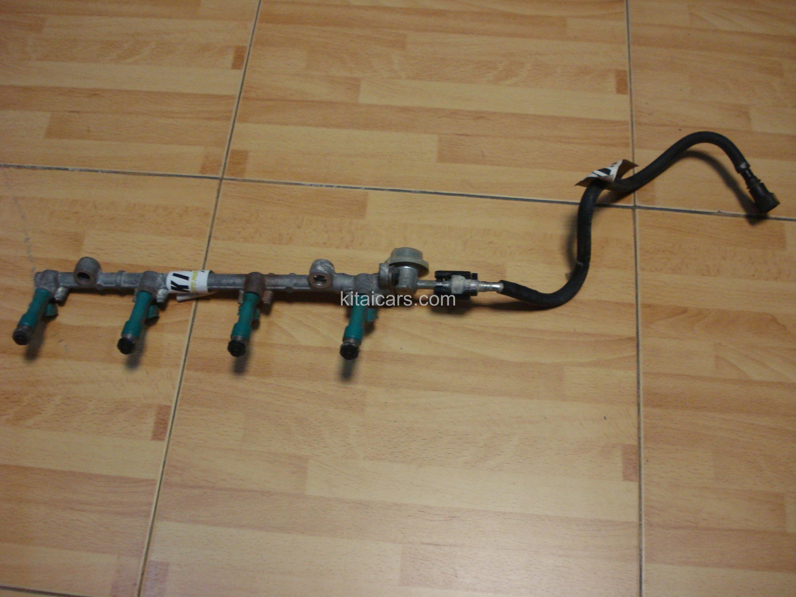 Toyota Camry Fuel Injectors/ Fuel Rail http//spareparts