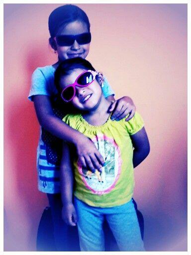 Mis princesas espías!!