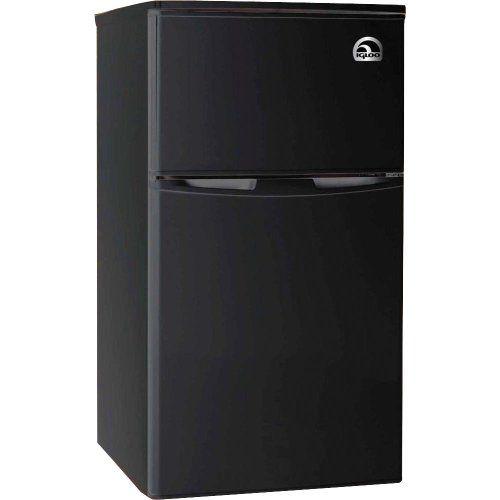 Igloo Fr832 Black 3 2 Cu Ft 2 Door Fridge With Freezer Https Www Amazon Com Dp B008j2owi2 Ref Cm Sw R Pi Dp X Yx3szbfx230z1 Home Depot Shopping