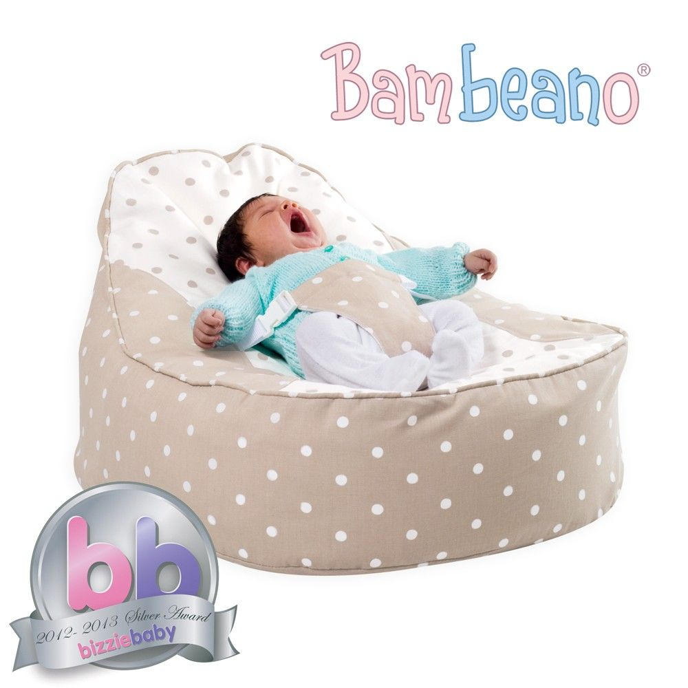 Review Bambeano Baby Bean Bag