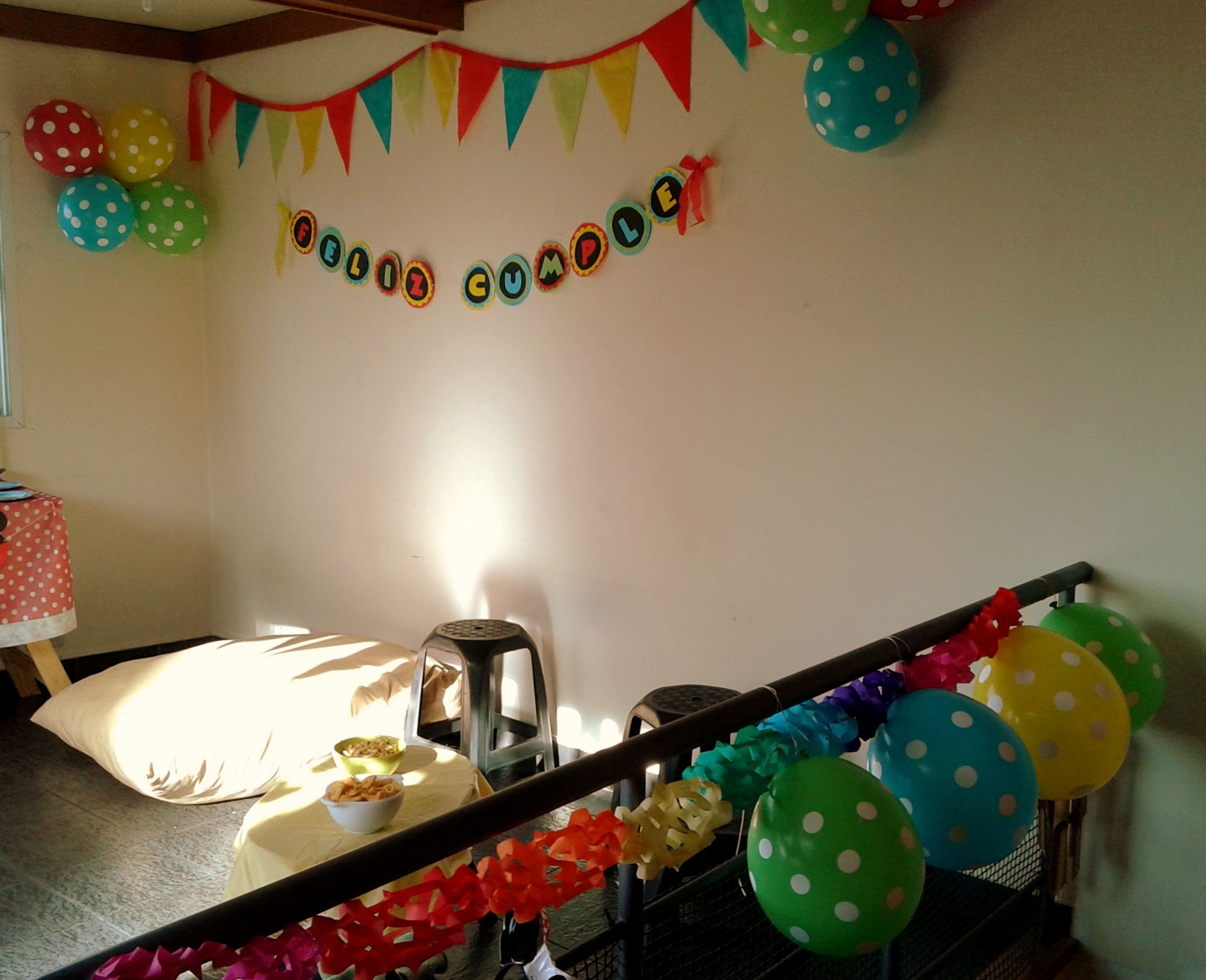 Deco mickey mouse clubhouse party decoraci n fiesta de for Decoracion la casa de mickey mouse