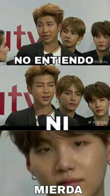 Pin De Without You En Bts Bts Memes Memes Bts Memes Caras