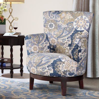 swivel arm chairs living room. Red Barrel Studio  Scheerer Swivel Arm Chair Chairs Pinterest