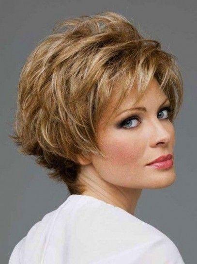 Cortes de pelo corto para mujeres de 50 años fotos looks peinados - cortes de cabello corto para mujer