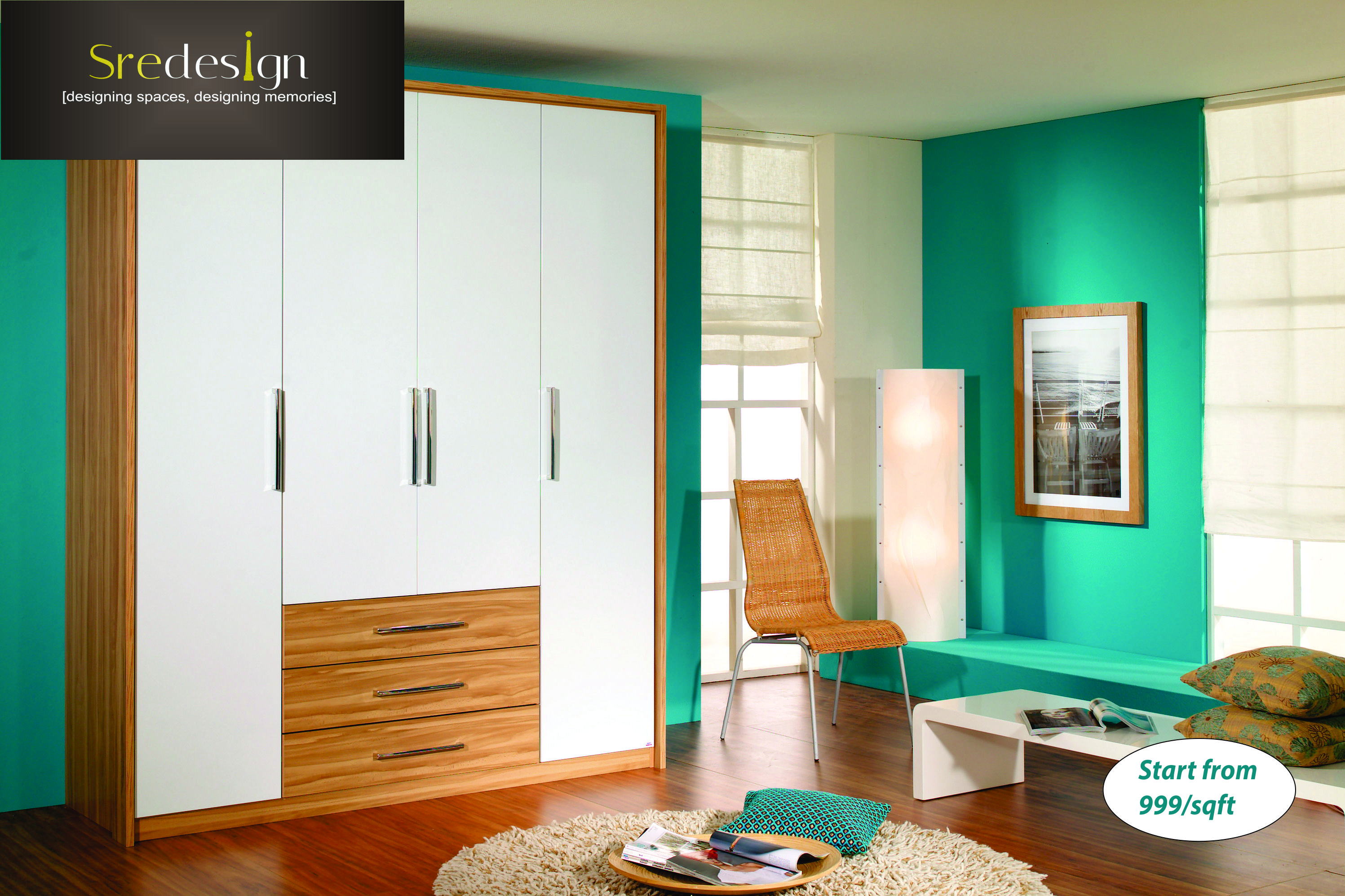 Pin by SRE DESIGN on wardrobes Desings ideas Wall paint
