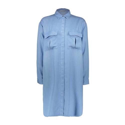 Sissy Boy oversized denim blousejurk | wehkamp