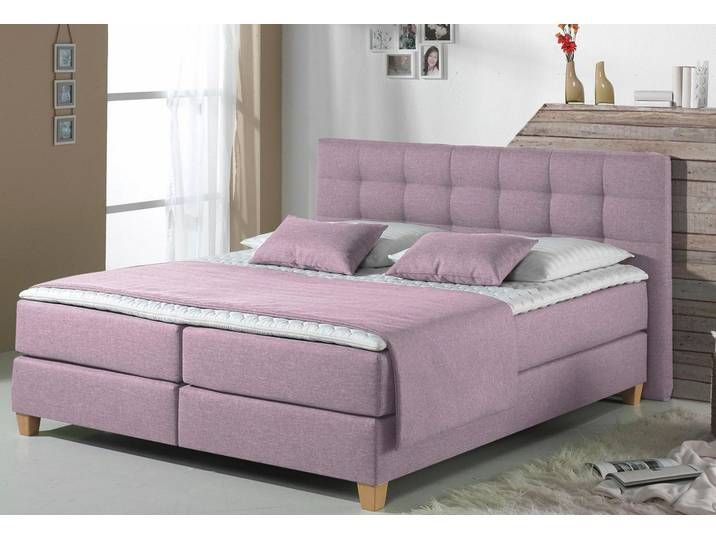 Home Affaire Boxspringbett Tommy Inkl Kaltschaumtopper 5 Breiten Ottoman Storage Bed Home Decor Quotes Bed